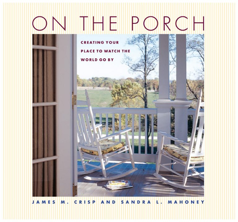 On The Porch: Book