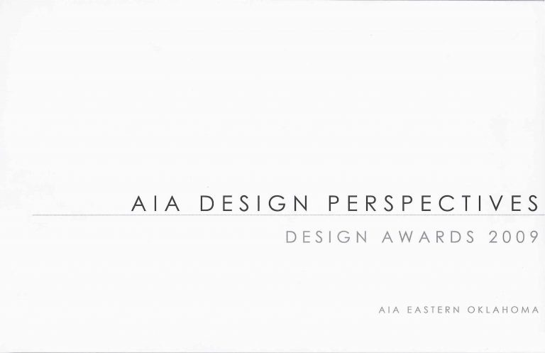 AIA Design Perspectives: Design Awards