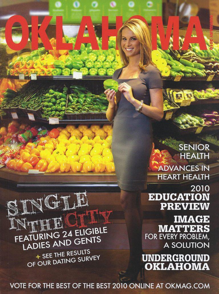 Oklahoma Magazine: Naturally Modern