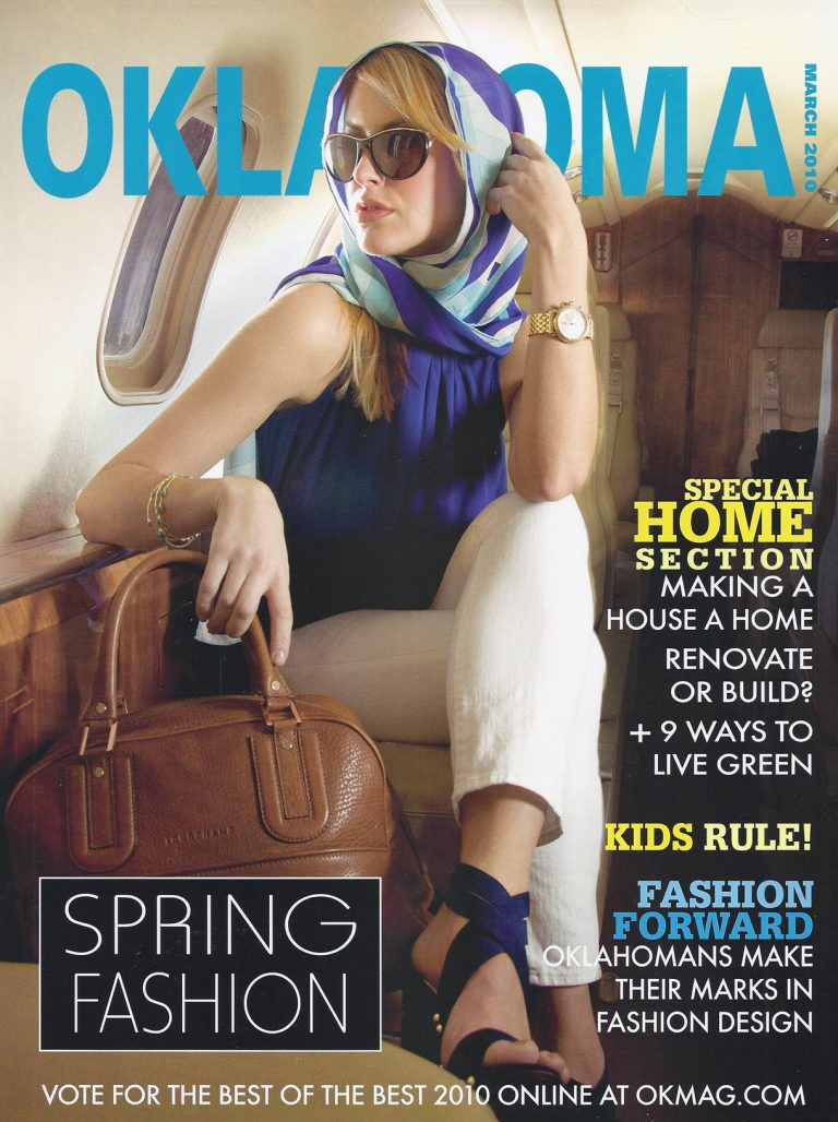 Oklahoma Magazine: Building Dreams
