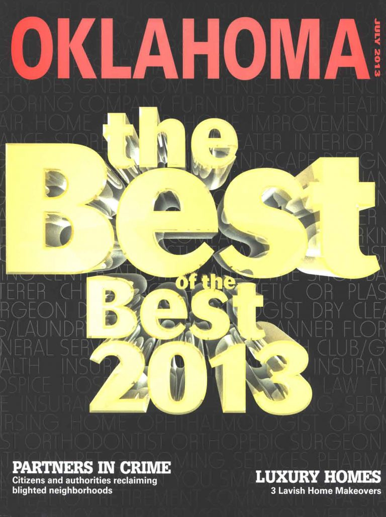 Oklahoma Magazine – Best of the Best