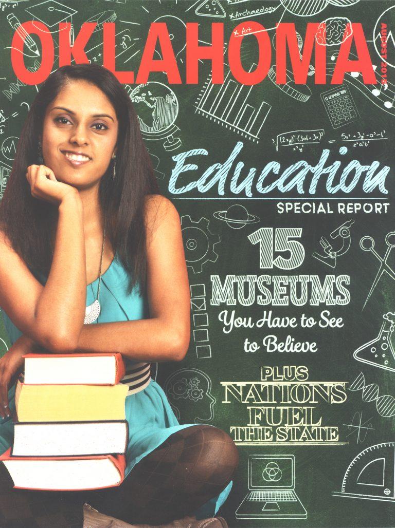 Oklahoma Magazine: Classic Meets Modern