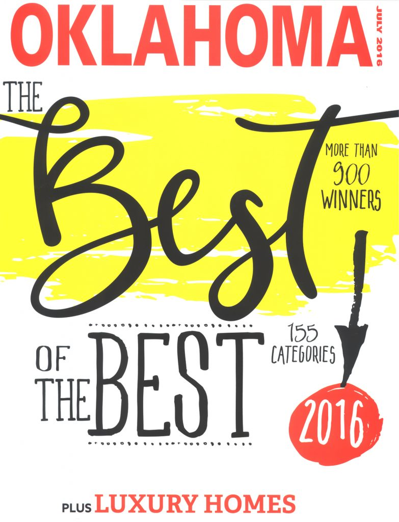 Oklahoma Magazine – Best of the Best Featured Photo