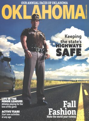 Oklahoma Magazine – 3D Printing Cover Photo