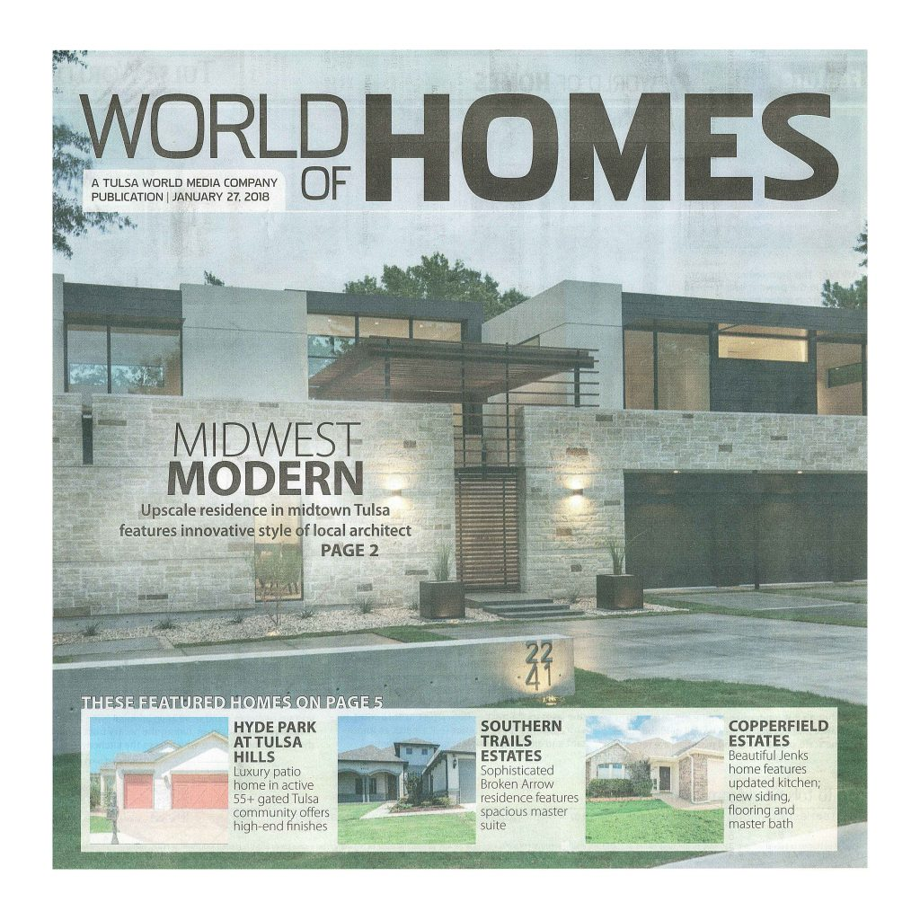 Tulsa World: World of Homes Featured Photo