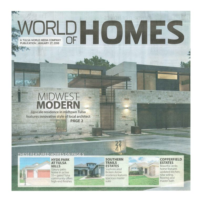 Tulsa World: World of Homes