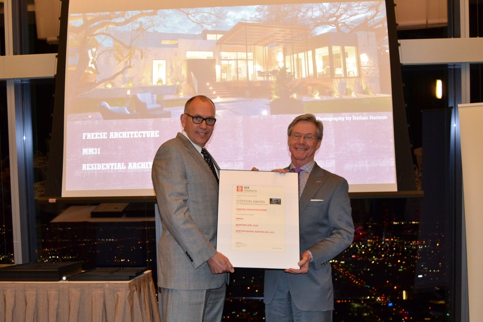 AIA Oklahoma Design Award 2019 Featured Photo