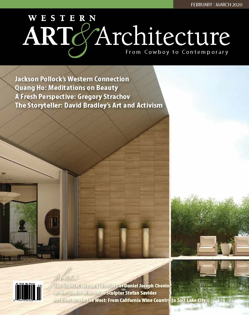 Prairie Pavilions Nationally Featured Cover Photo