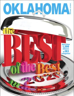 13 Years Running as OK Mag's Best of The Best Cover Photo